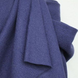 Periwinkle Washed Wool & Viscose