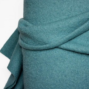 Chalk Blue Washed Wool
