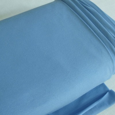 Sky Cotton & Lycra Jersey - Sample