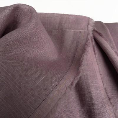 Old Rose Enzyme Washed Linen