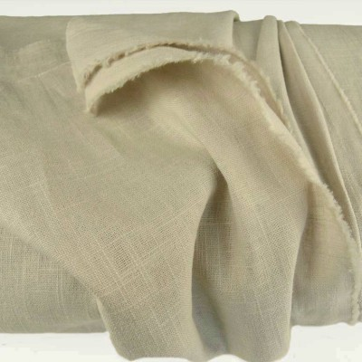 Putty Enzyme Washed Linen