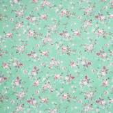 Mint Floral Cluster