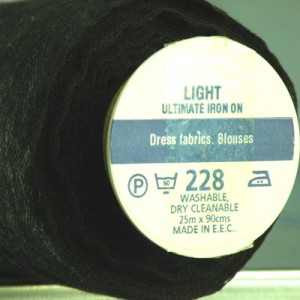 Light Ultimate Iron-On Interfacing